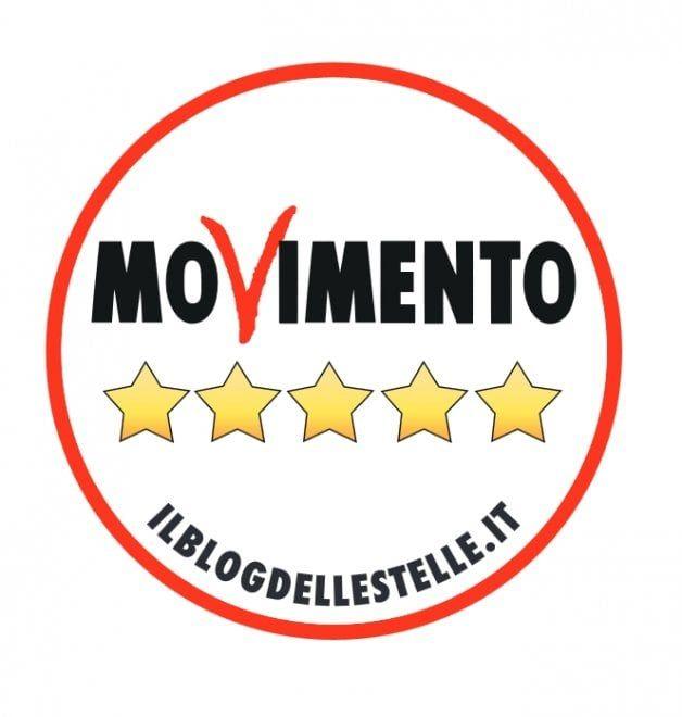 logo m5s elezioni 2018
