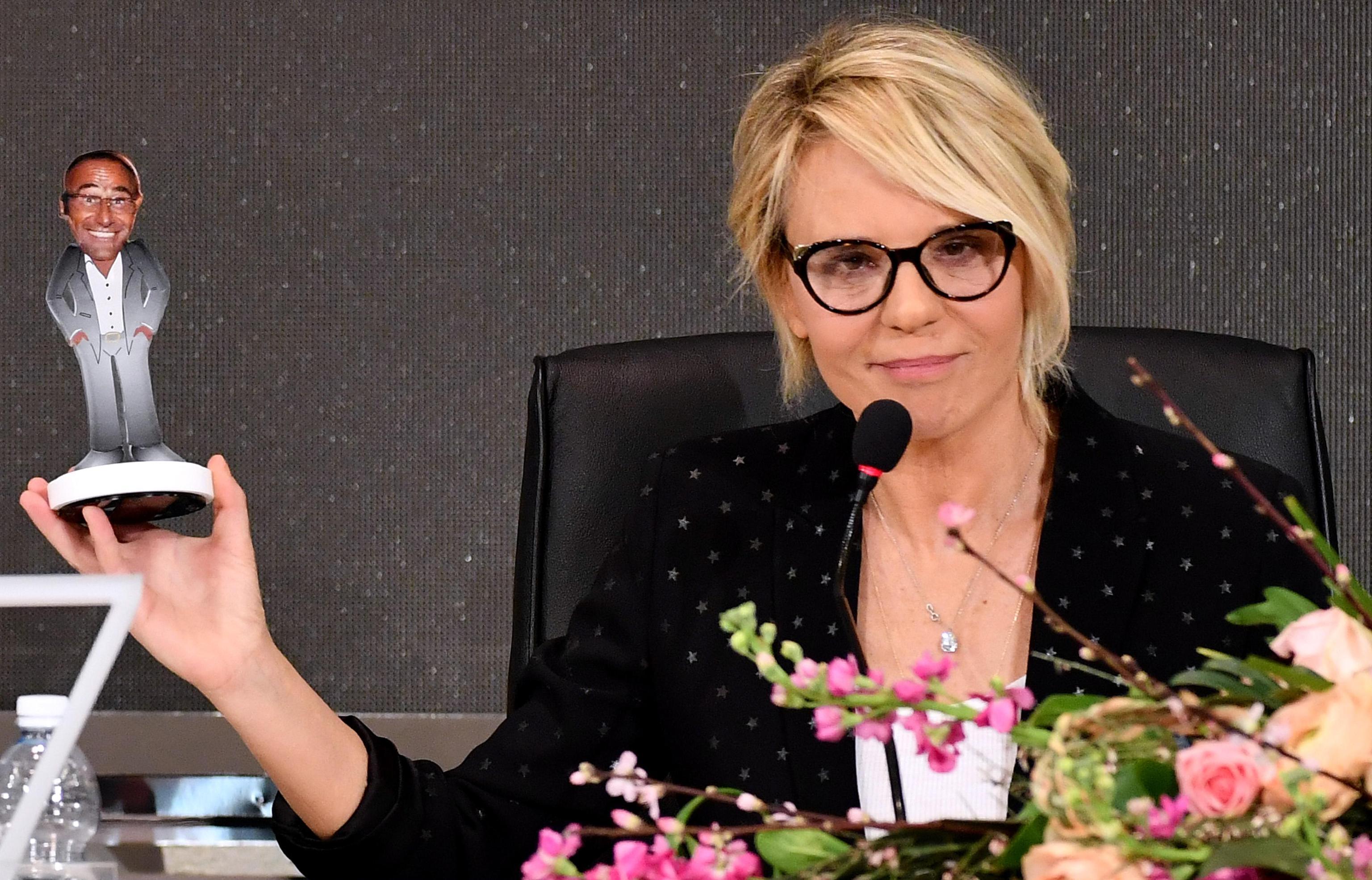 Maria De Filippi su Sanremo 2018: 'Sbagliano a non prendere cantanti dei talent'