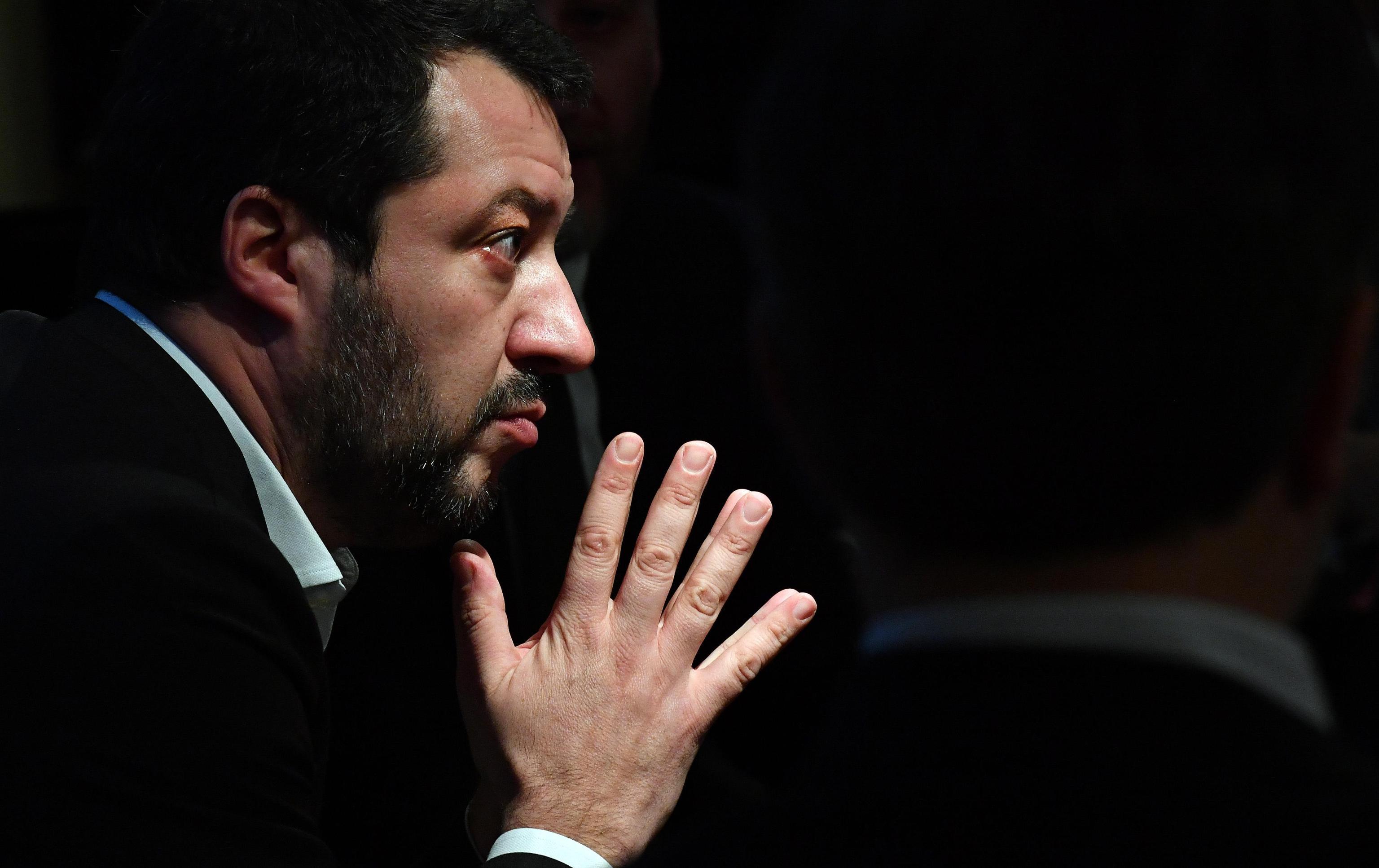 Salvini attacca Mattarella sulla condanna del fascismo: 'Fece anche cose buone'