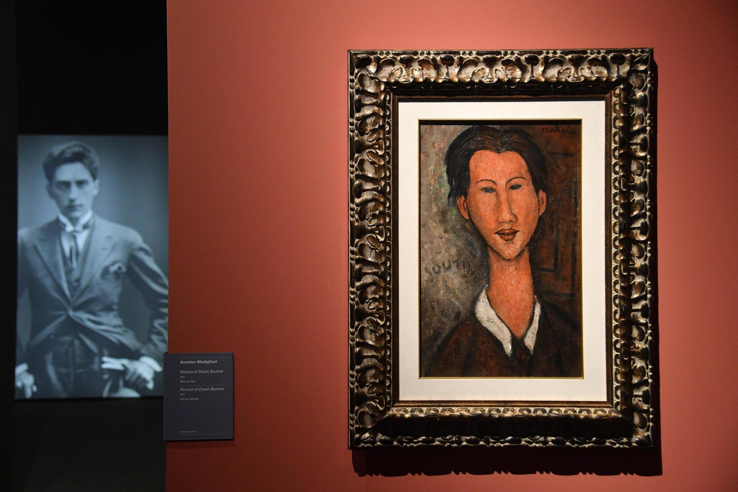 Falsi Modigliani in mostra a Genova