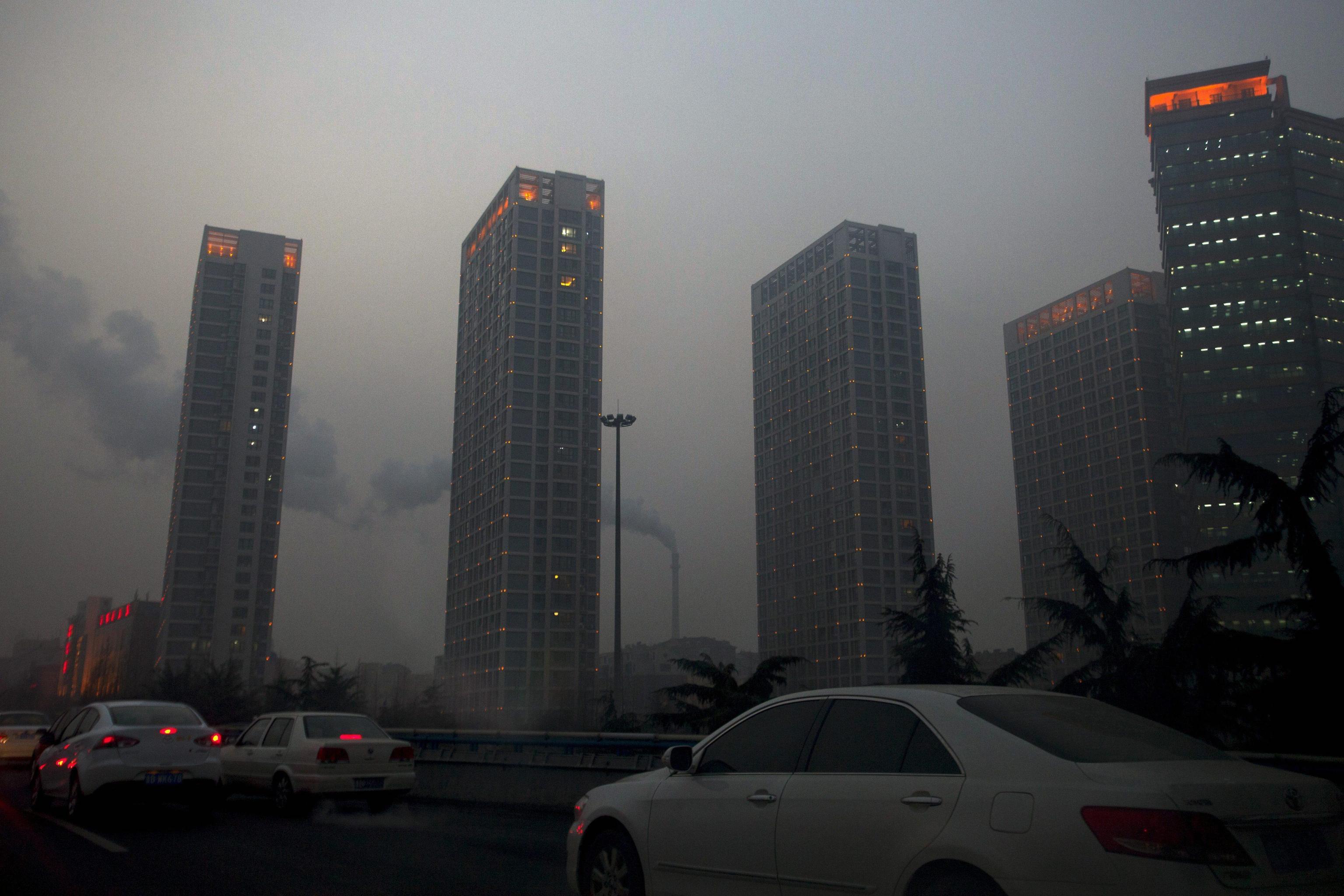 Cina, la lotta all'inquinamento funziona: a Pechino il cielo è azzurro
