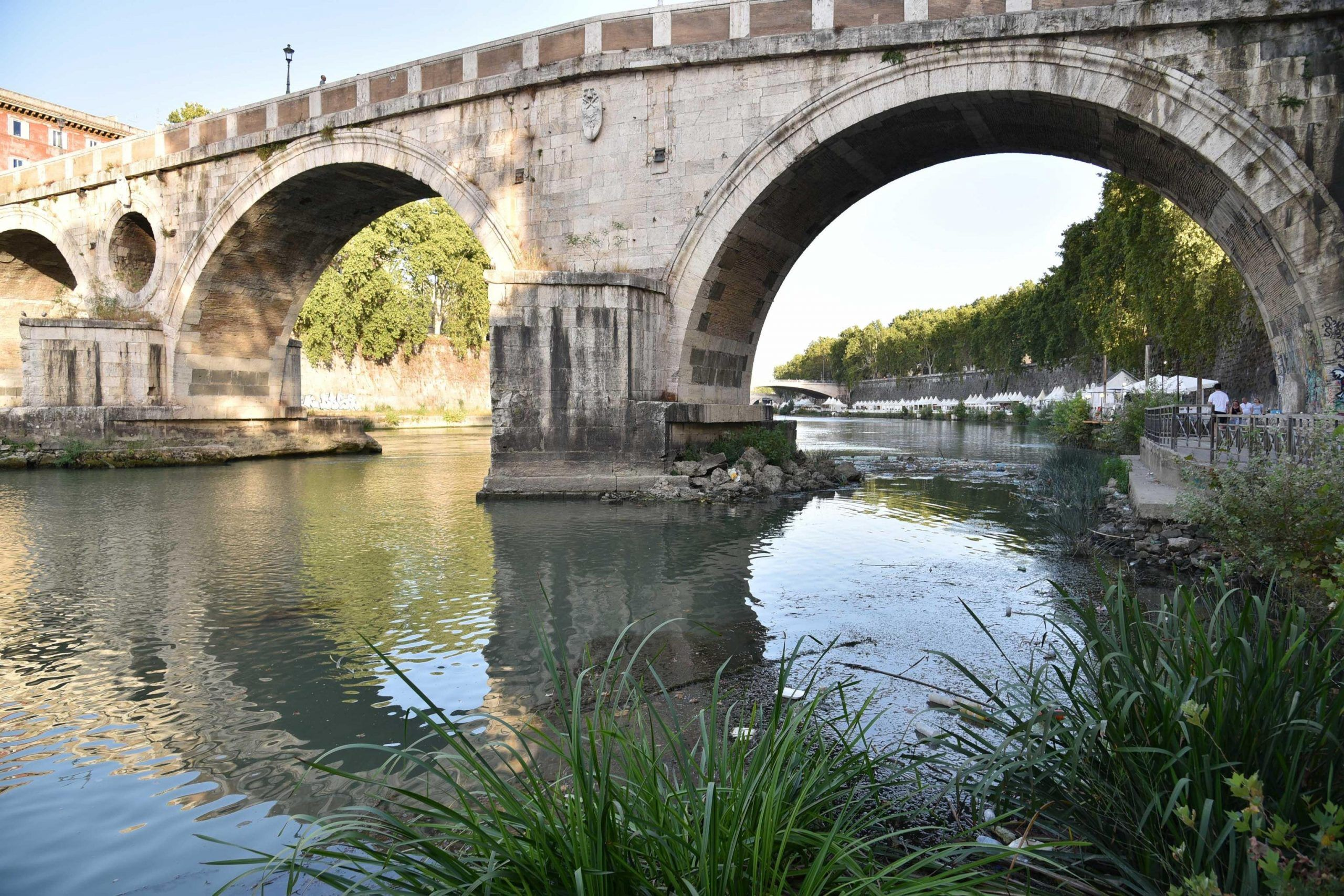 Ponte sul Tevere
