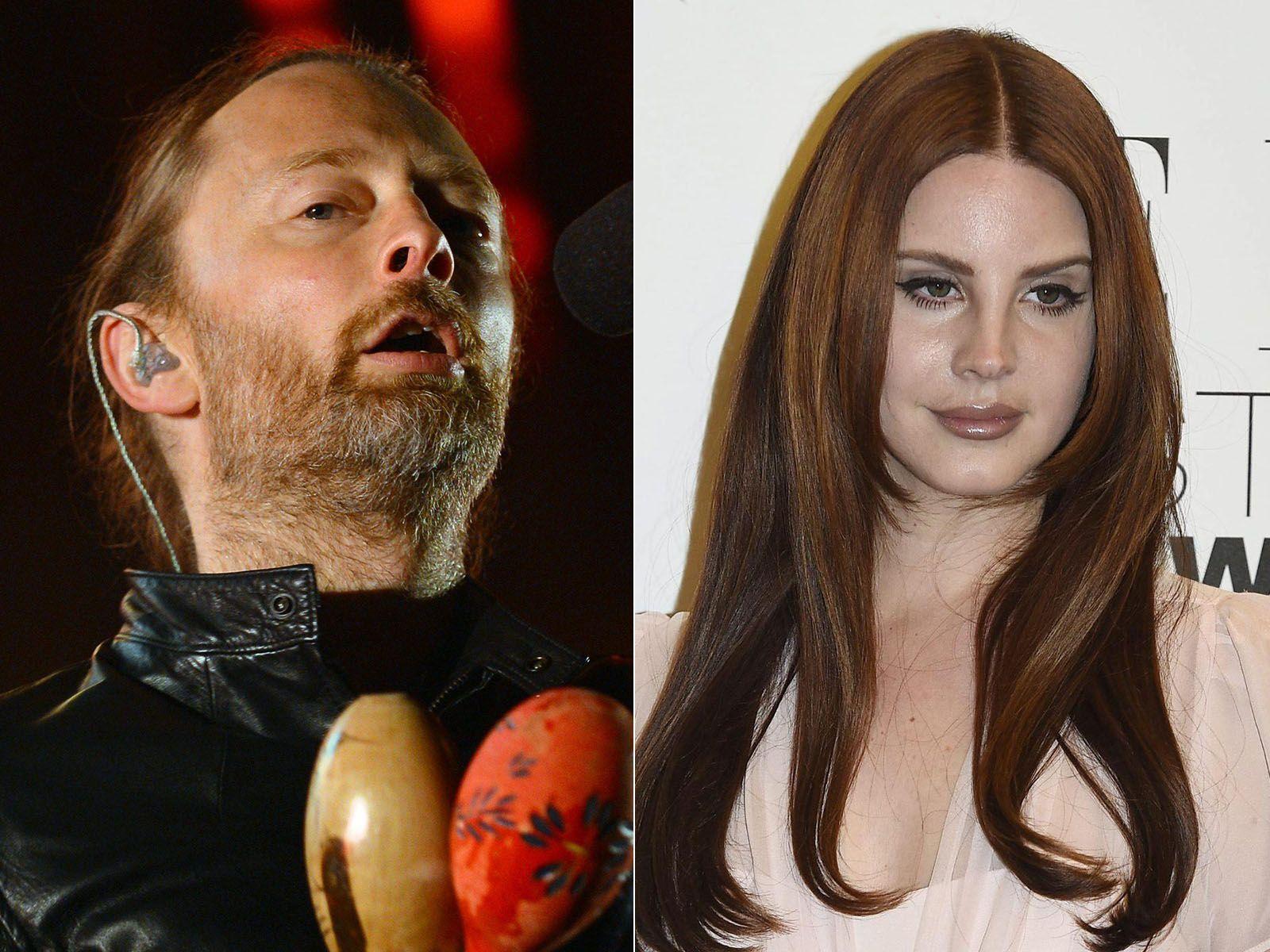 Radiohead e Lana Del Rey in tribunale per un presunto plagio di Creep