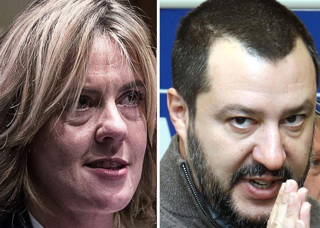 Lorenzin a Salvini,Italia va vaccinata da incompetenti