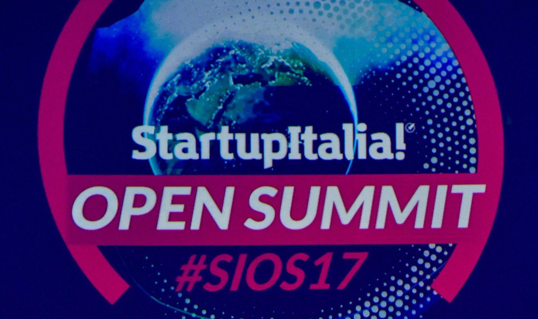 StartupItalia! Open Summit