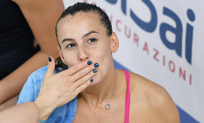 Italian diver Tania Cagnotto