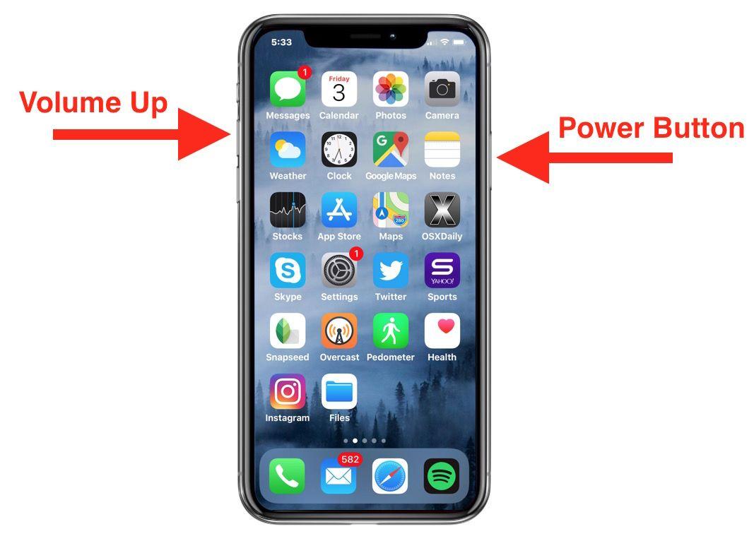 trucchi iphone x