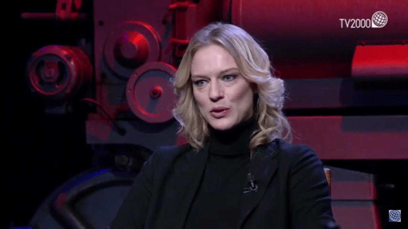 Antonia Liskova, intervista a Tv 2000