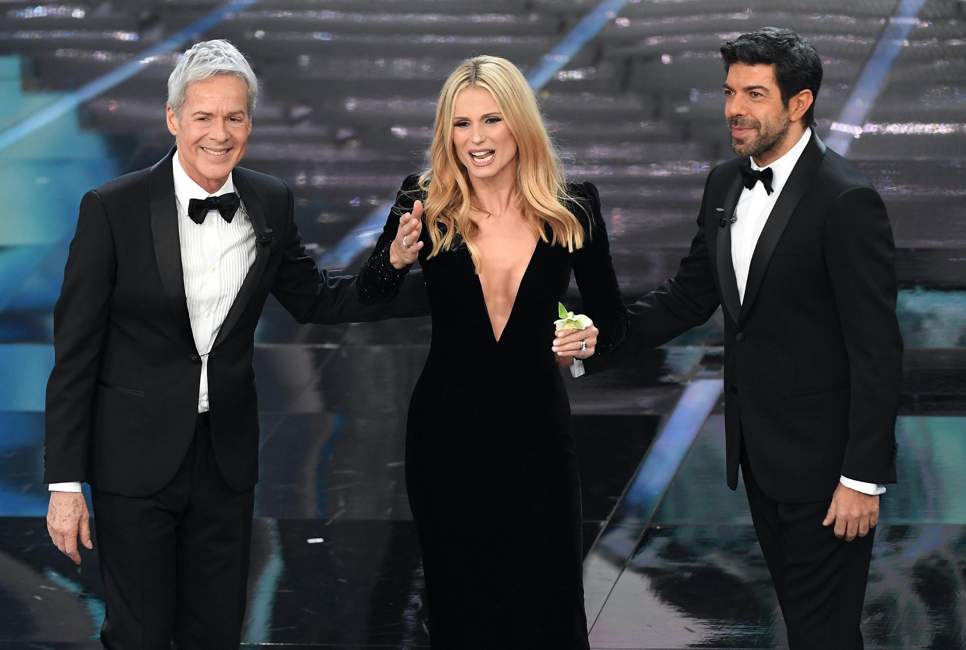 Sanremo 2018, ascolti prima serata: 11 milioni 630 mila telespettatori, 52.1% di share