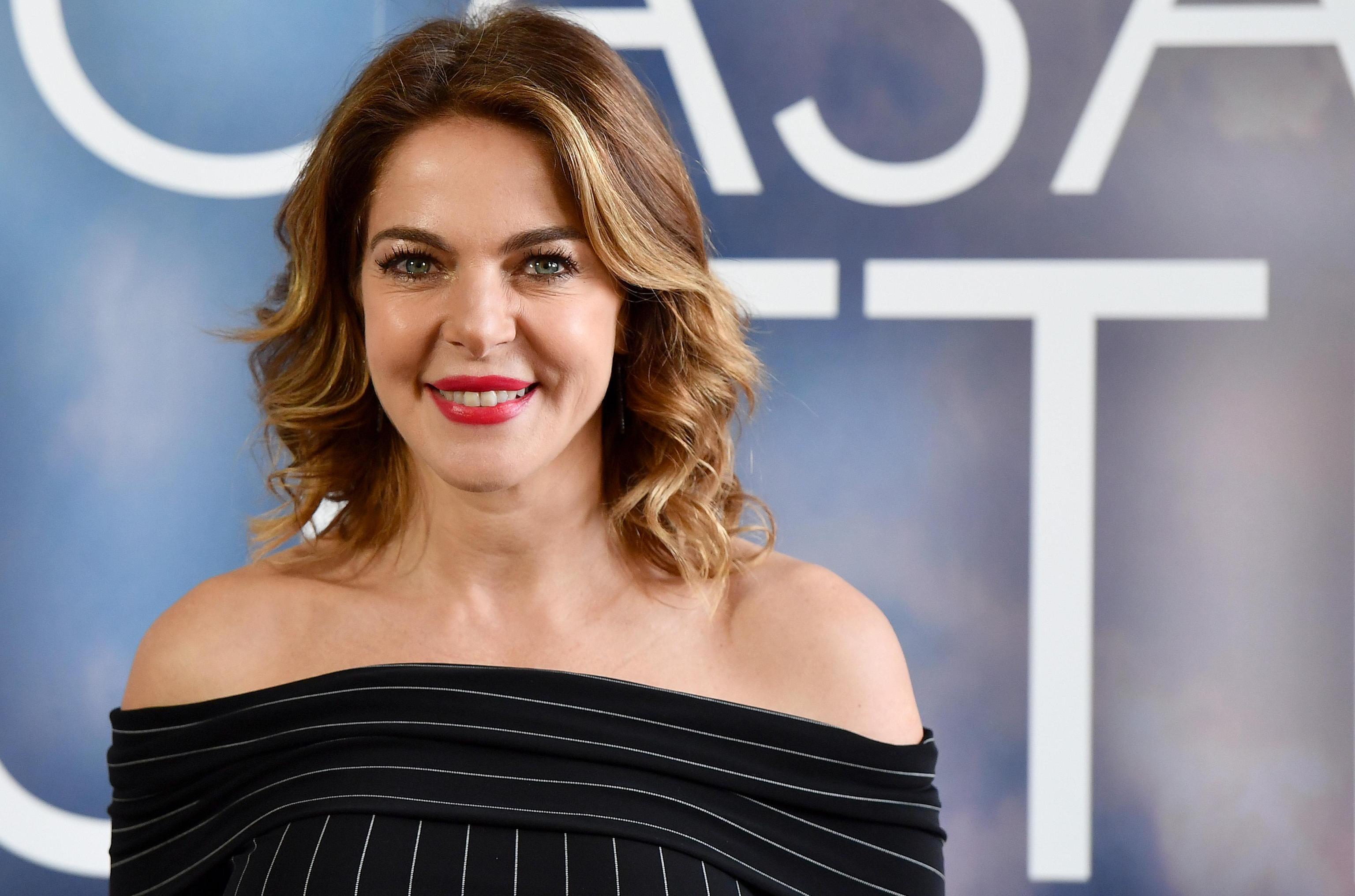 Claudia Gerini: 'Andrea Preti mi fa sentire donna. Weinstein? Con me si è comportato bene'