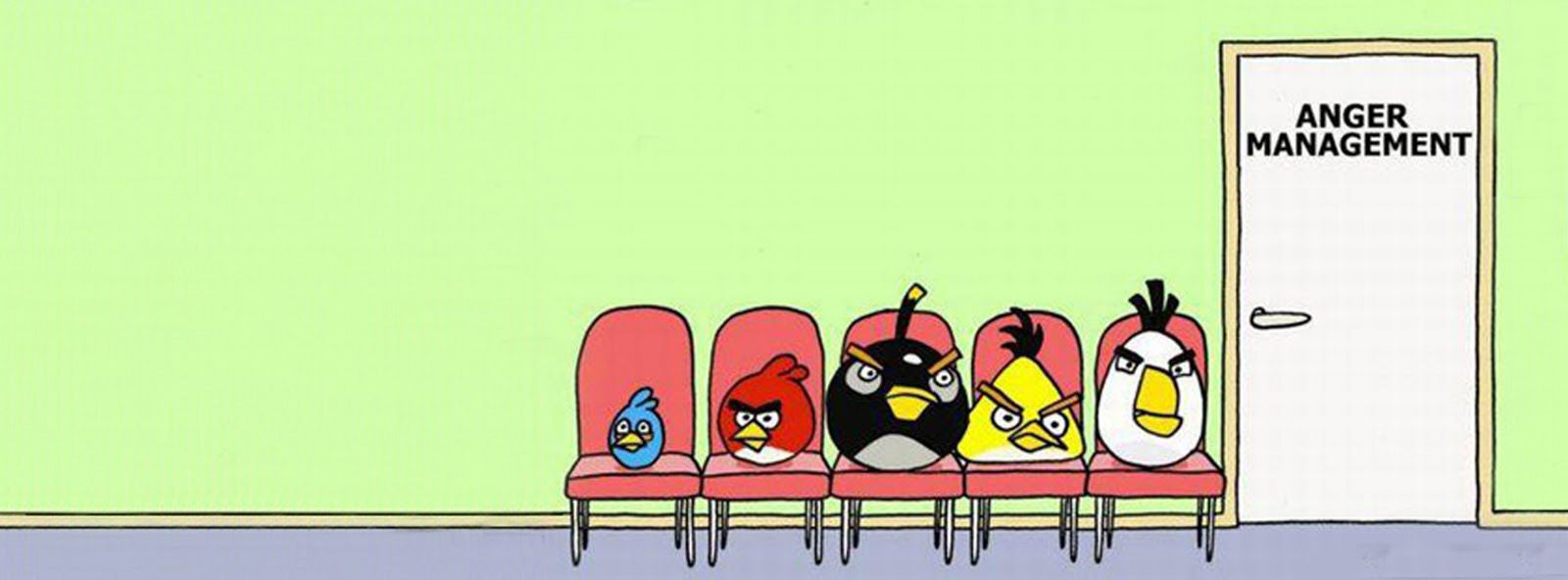 Copertine Facebook gratis Angry Birds