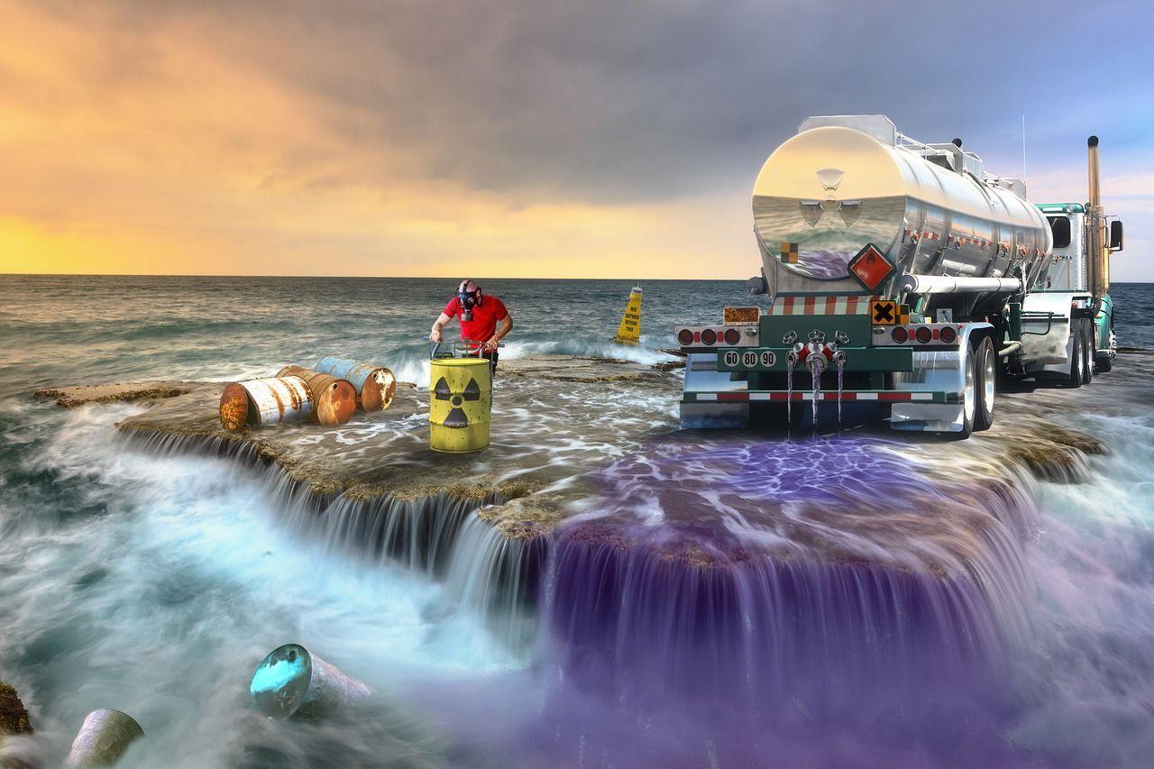 Diossina, effetti sull'ambiente: l'inquinamento di aria acqua e suolo cosa provoca?