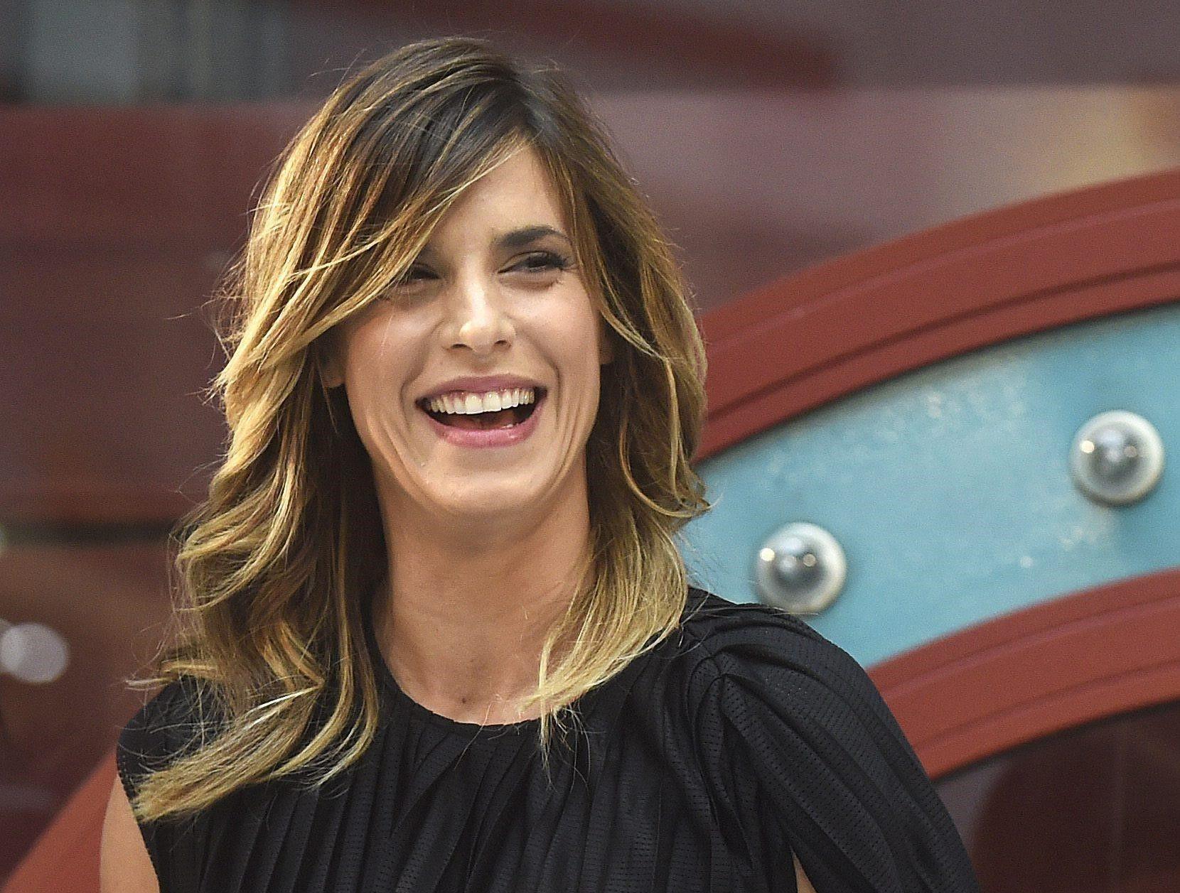 Elisabetta Canalis torna in Italia per un programma TV: 'Felice di essere a casa'