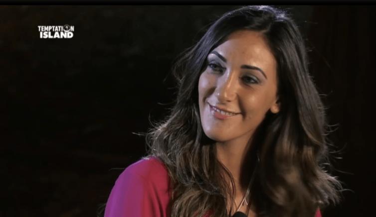 Francesca Baroni di Temptation Island 4