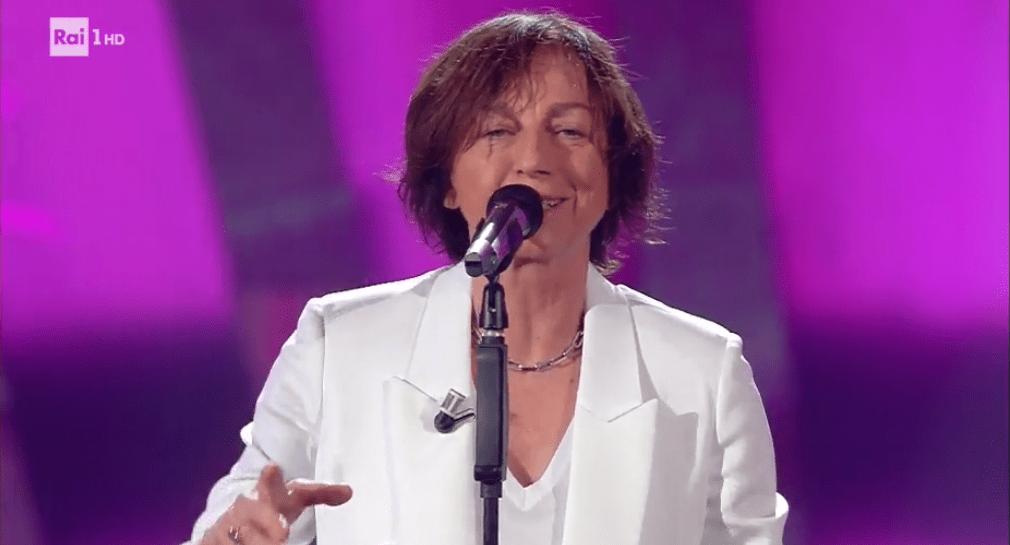 Gianna Nannini a Sanremo 2018: 'Claudio Baglioni, il futuro della musica italiana'