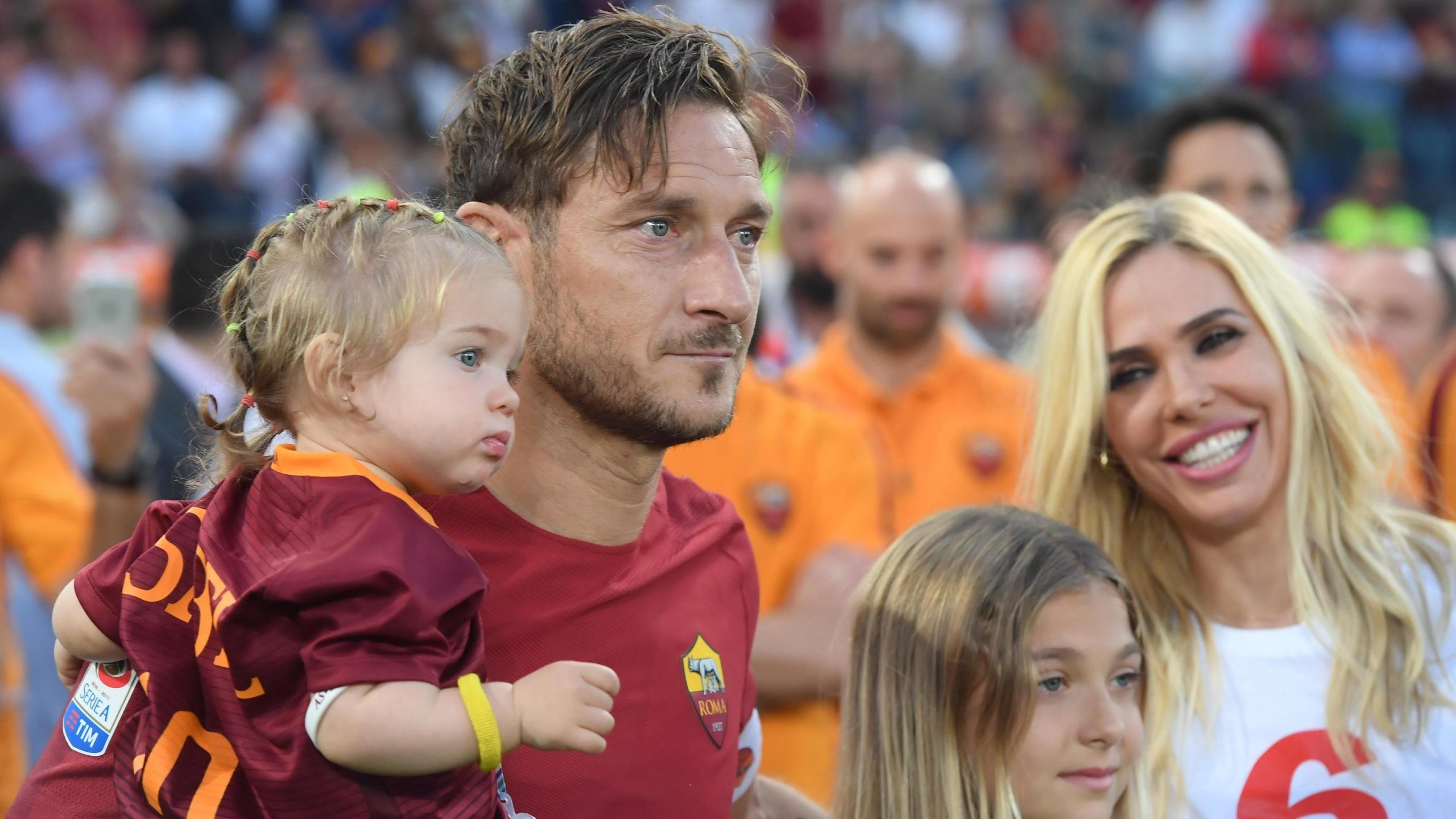 Soccer: Serie A; Roma Genoa