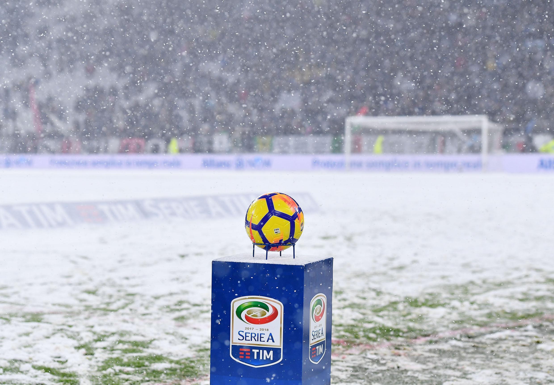 Soccer: Serie A; Juventus Atalanta postponed for snowfall