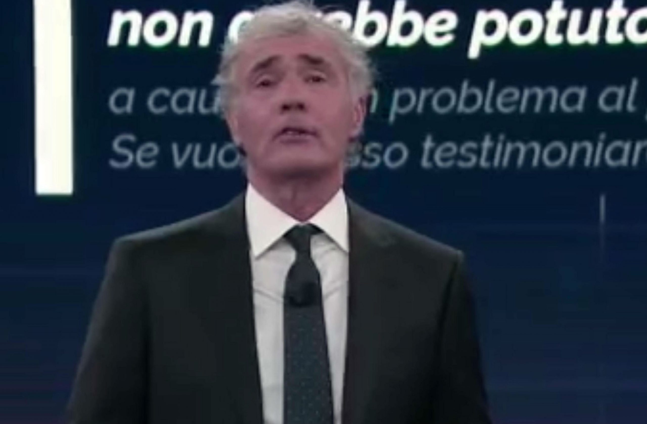 Massimo Giletti, ritorno in tv dopo il malore: 'Siamo tornati al timone di Non è la Rai'