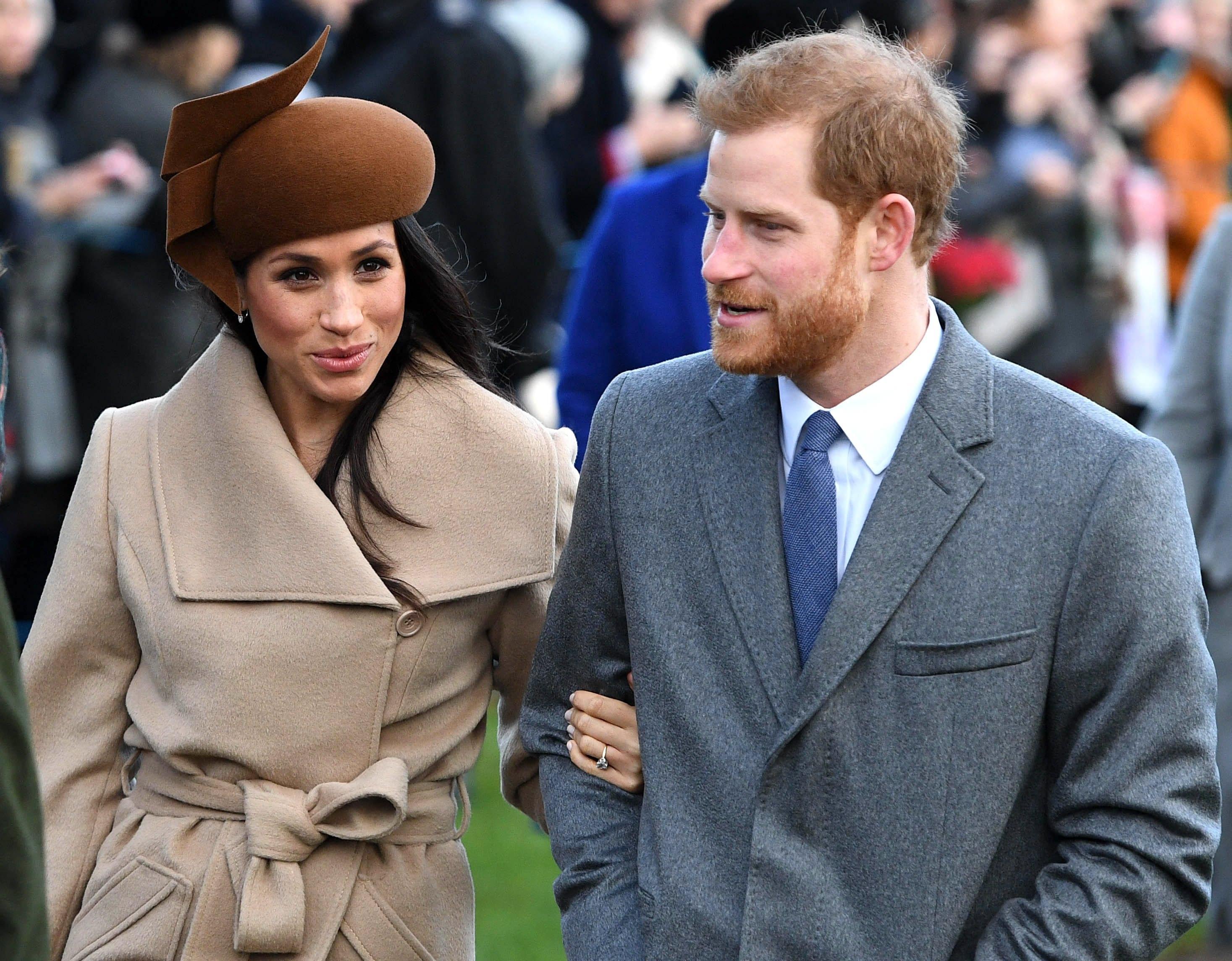 Harry e Meghan: A Royal Romance, il film sul matrimonio reale in onda il 19 maggio 2018