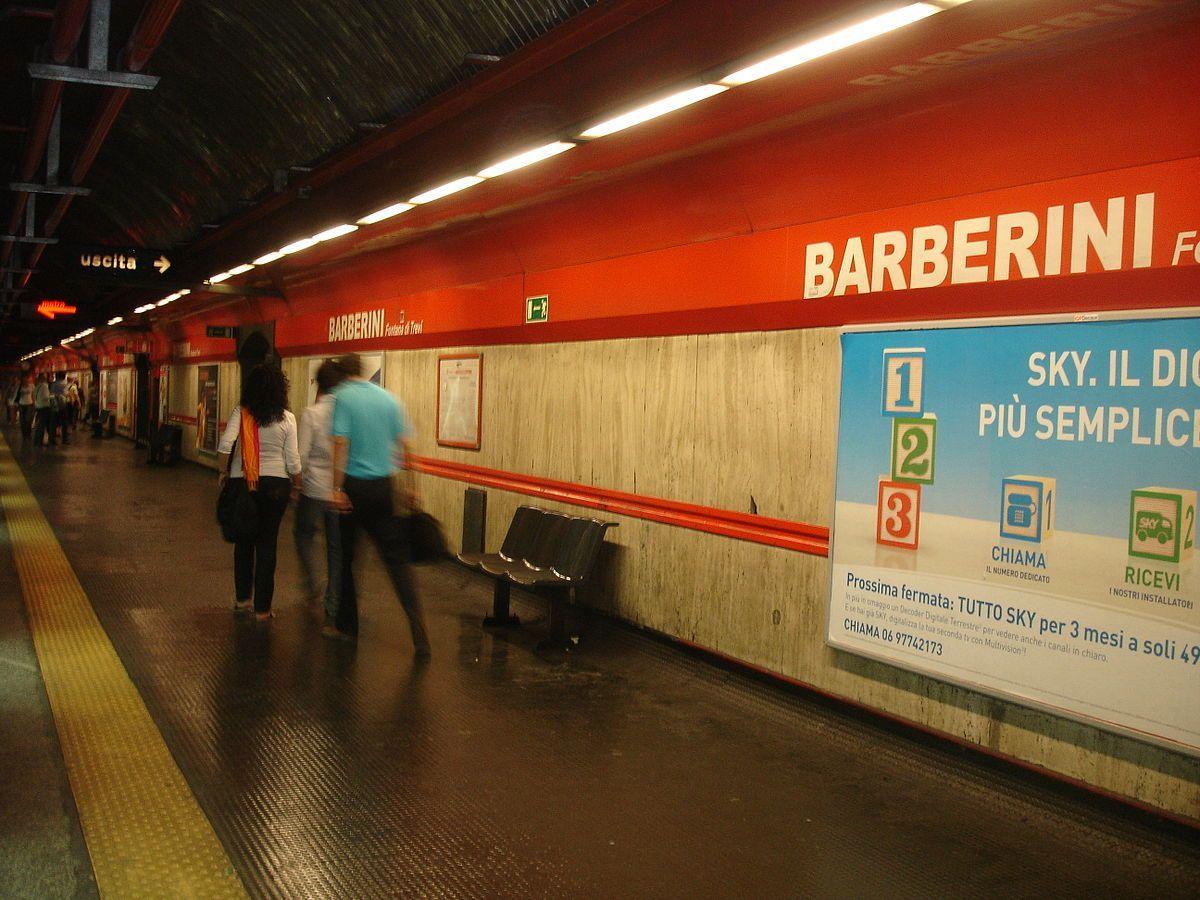 Metro Barberini
