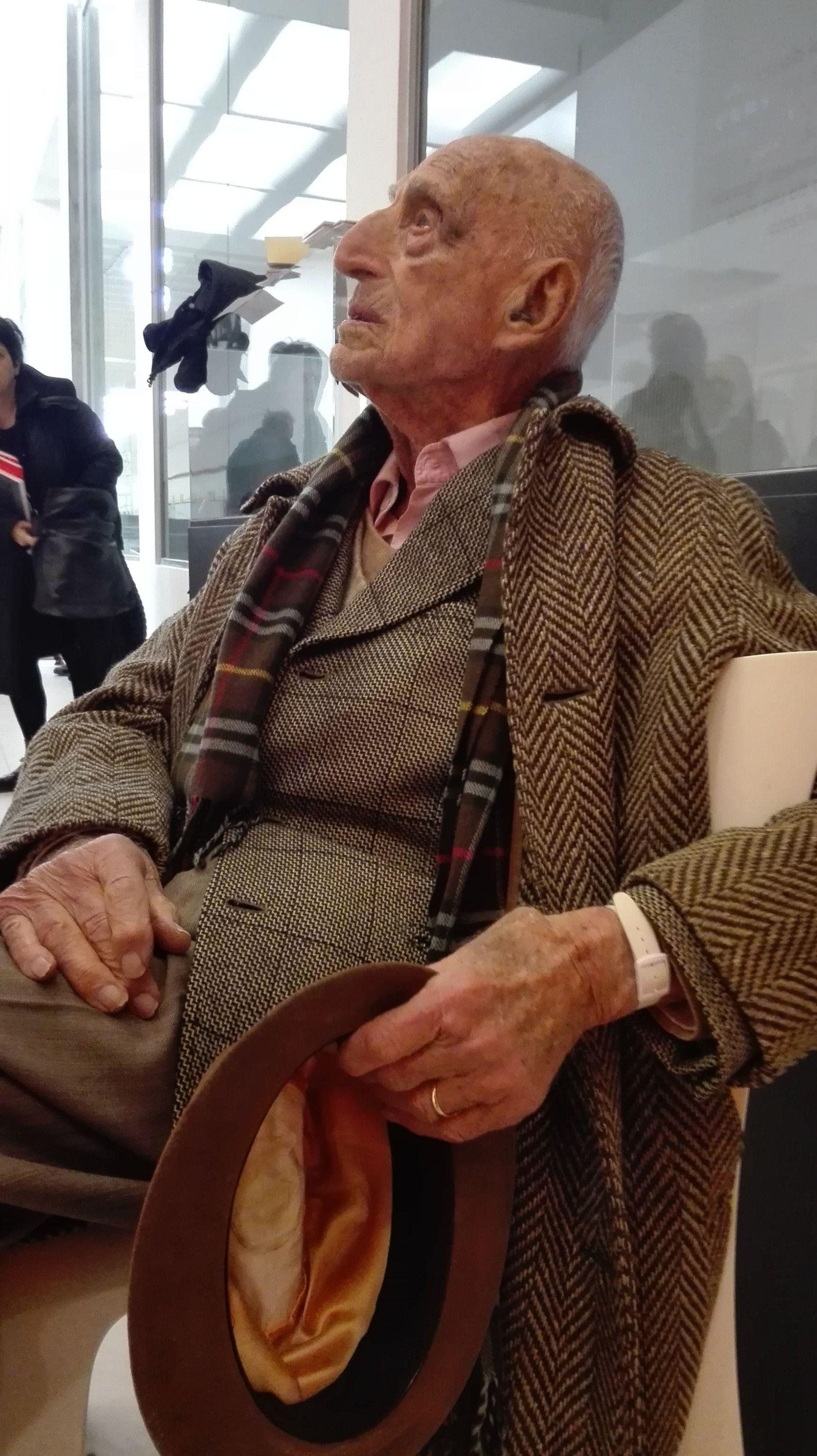 Gillo Dorfles, critico d'arte