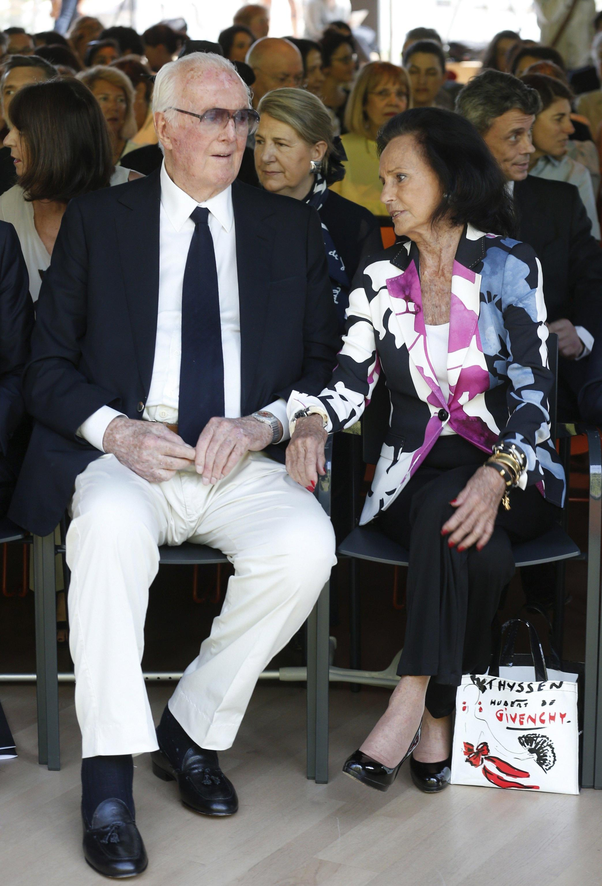 Hubert de Givenchy, stilista