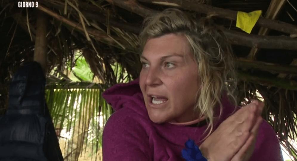 L'Isola 13, Nadia Rinaldi contro Francesco Monte: 'Ha offeso tutte le donne'