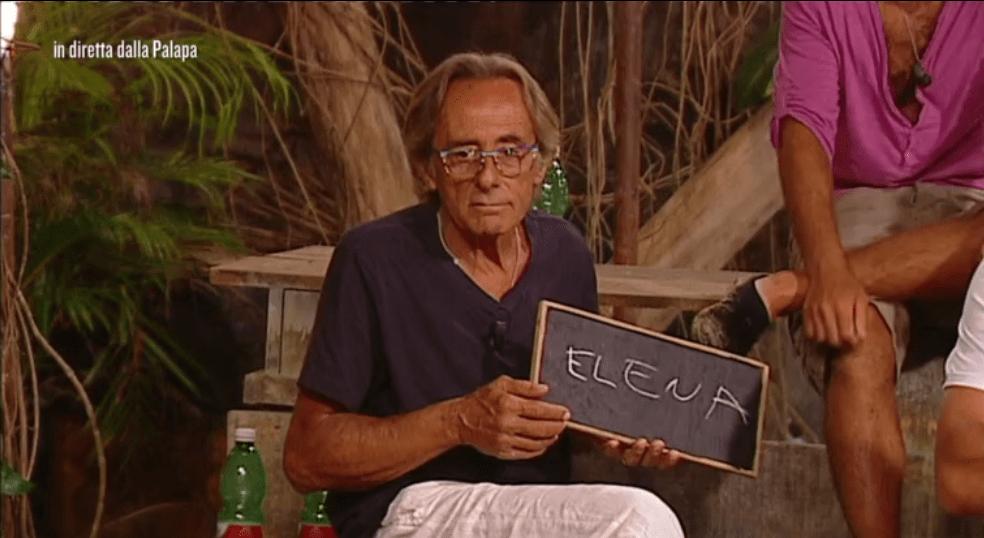 Isola 13, Nino Formicola bestemmia in diretta tv: rischio espulsione per Gaspare