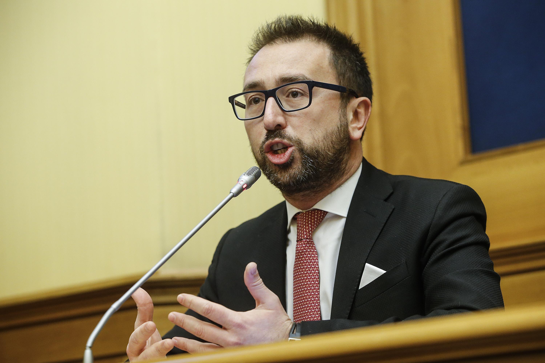 Alfonso Bonafede M5S