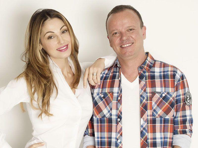 Gigi D'Alessio e Anna Tatangelo di nuovo insieme