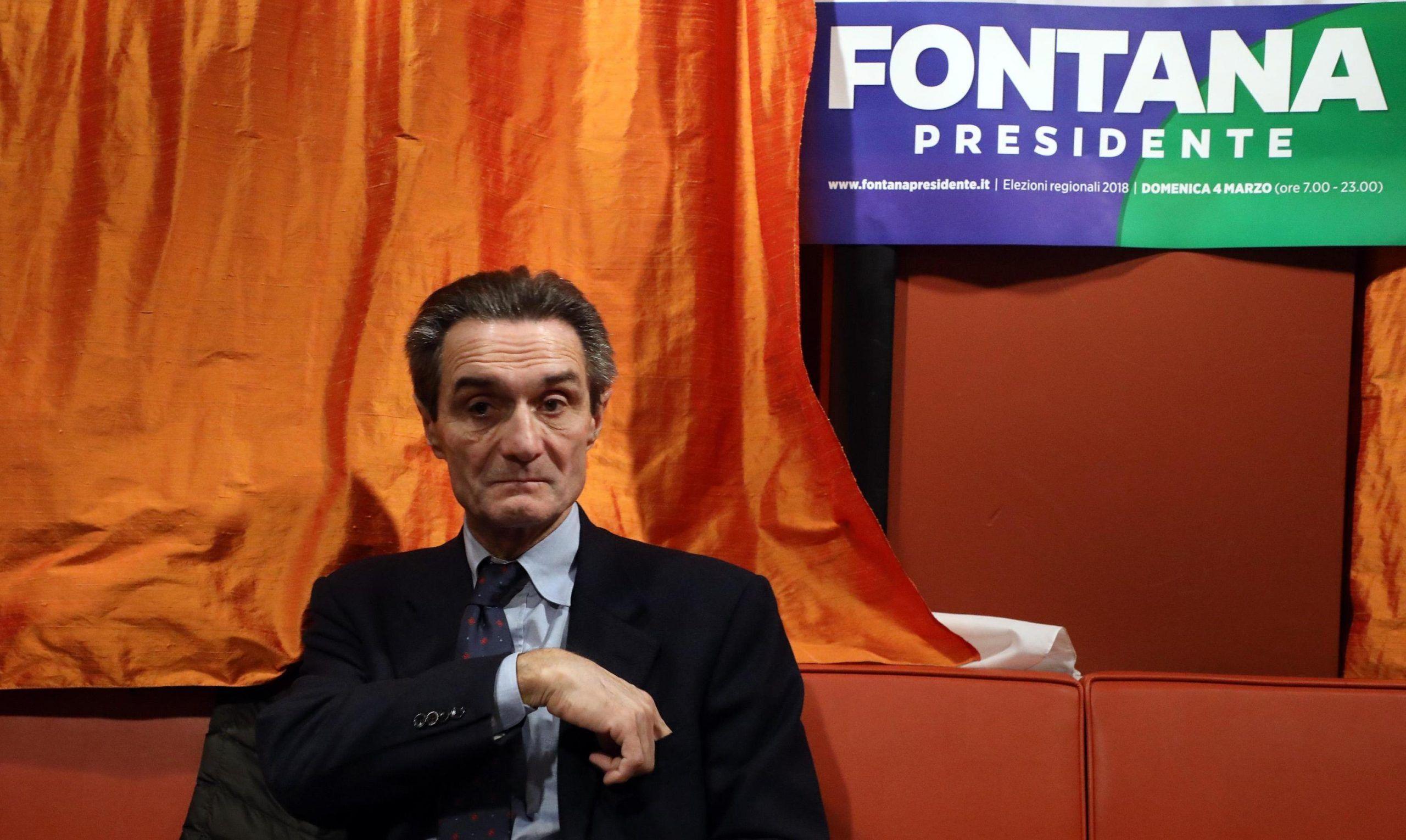 Lombardia: Fontana, vera tappa importante è l'autonomia