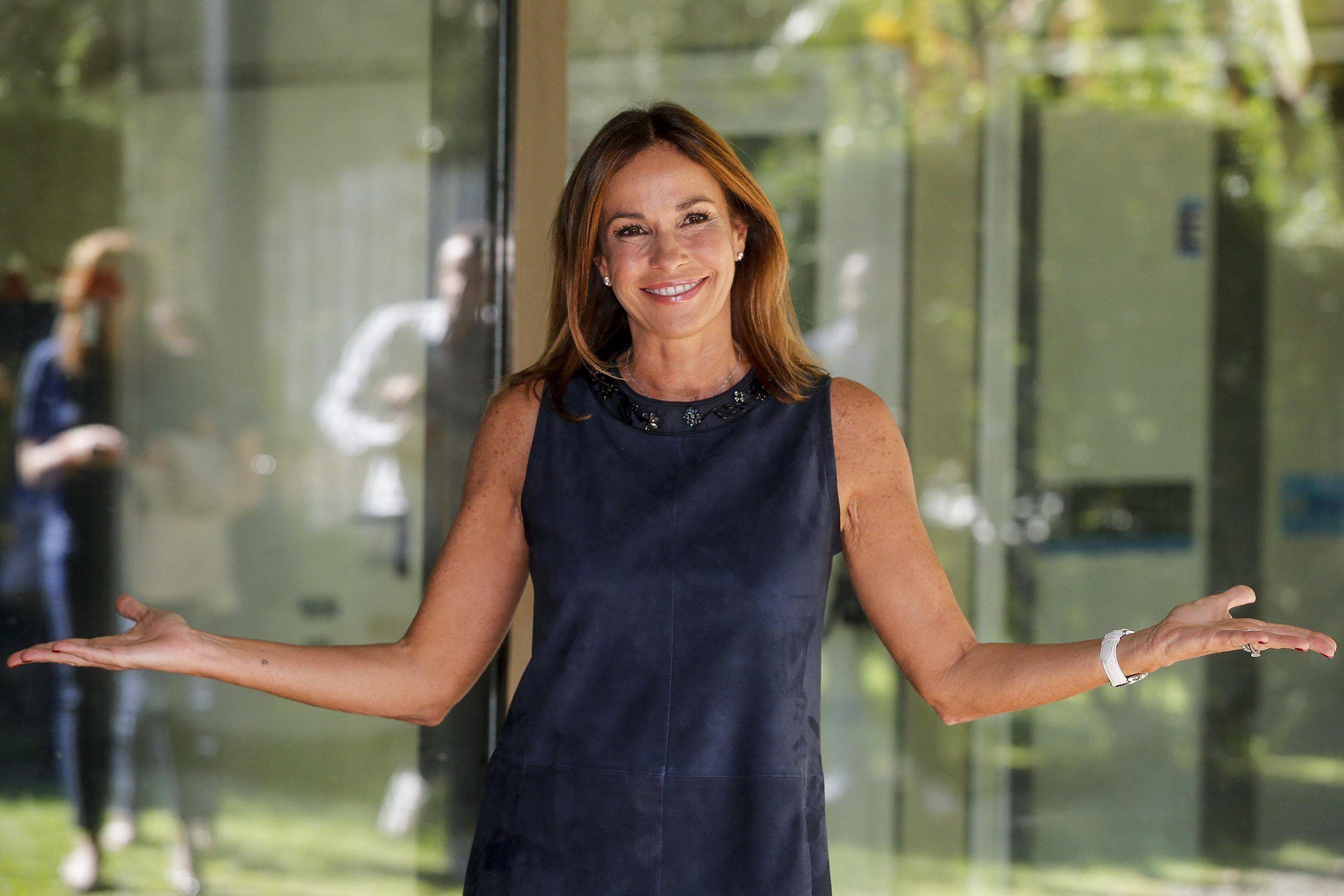 Cristina Parodi Barbara D'Urso Domenica In
