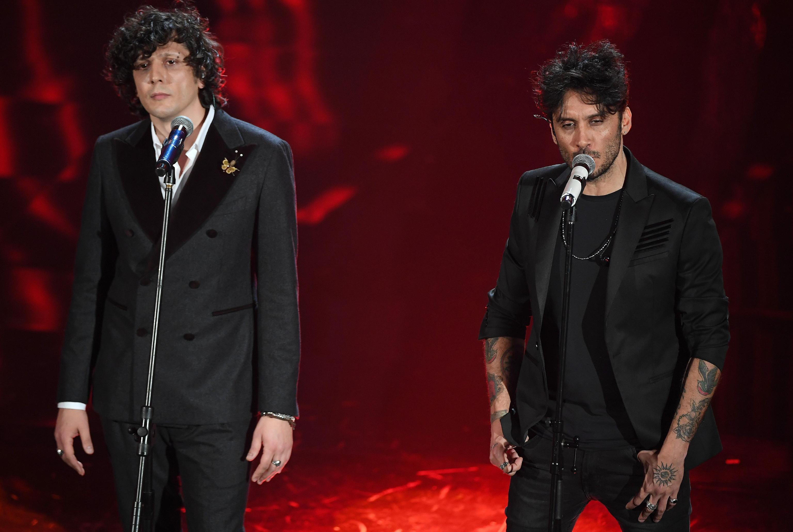 Ermal Meta e Fabrizio Moro non sono eliminati da Sanremo 2018: 'La canzone è nuova'