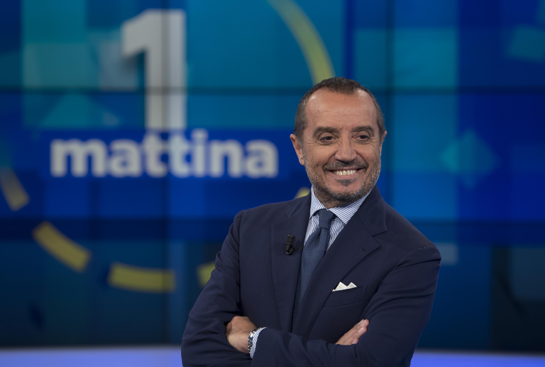 Unomattina: Franco Di Mare si scusa per la gaffe con Milly Carlucci