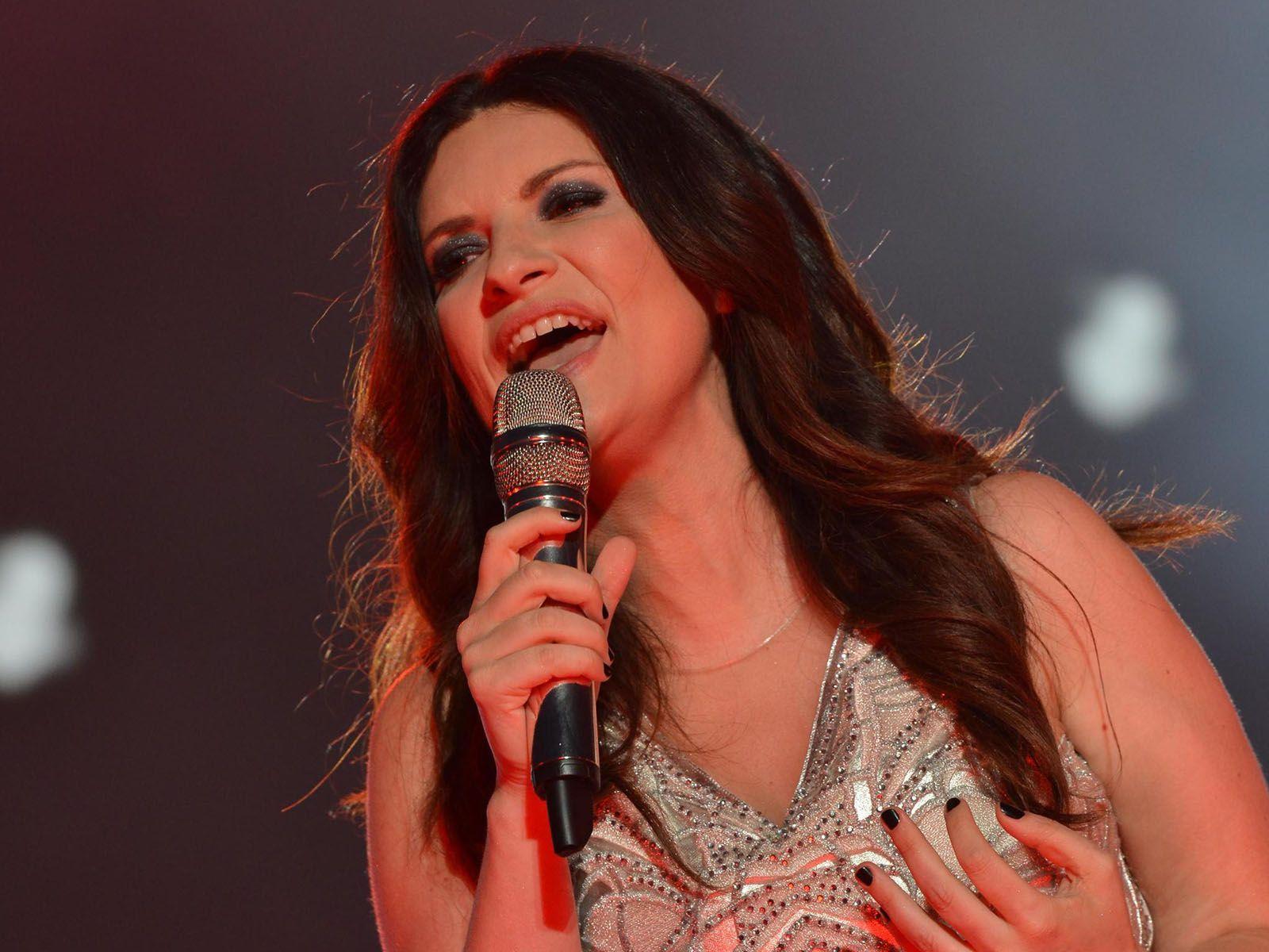 Sanremo 2018 Laura Pausini malata