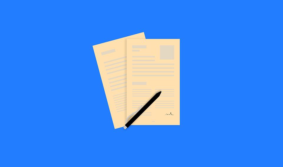 lettera di presentazione CV esempi
