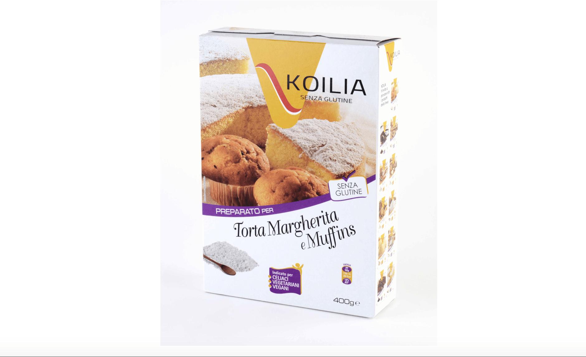Preparato per torta margherita e muffins ritirato dal mercato: presenza di allergeni