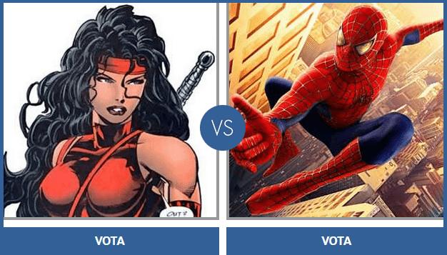 Personaggi dei fumetti Marvel: scegli il tuo preferito!