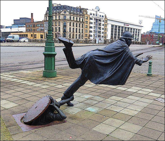 sculture più strane del mondo vaartkapoen