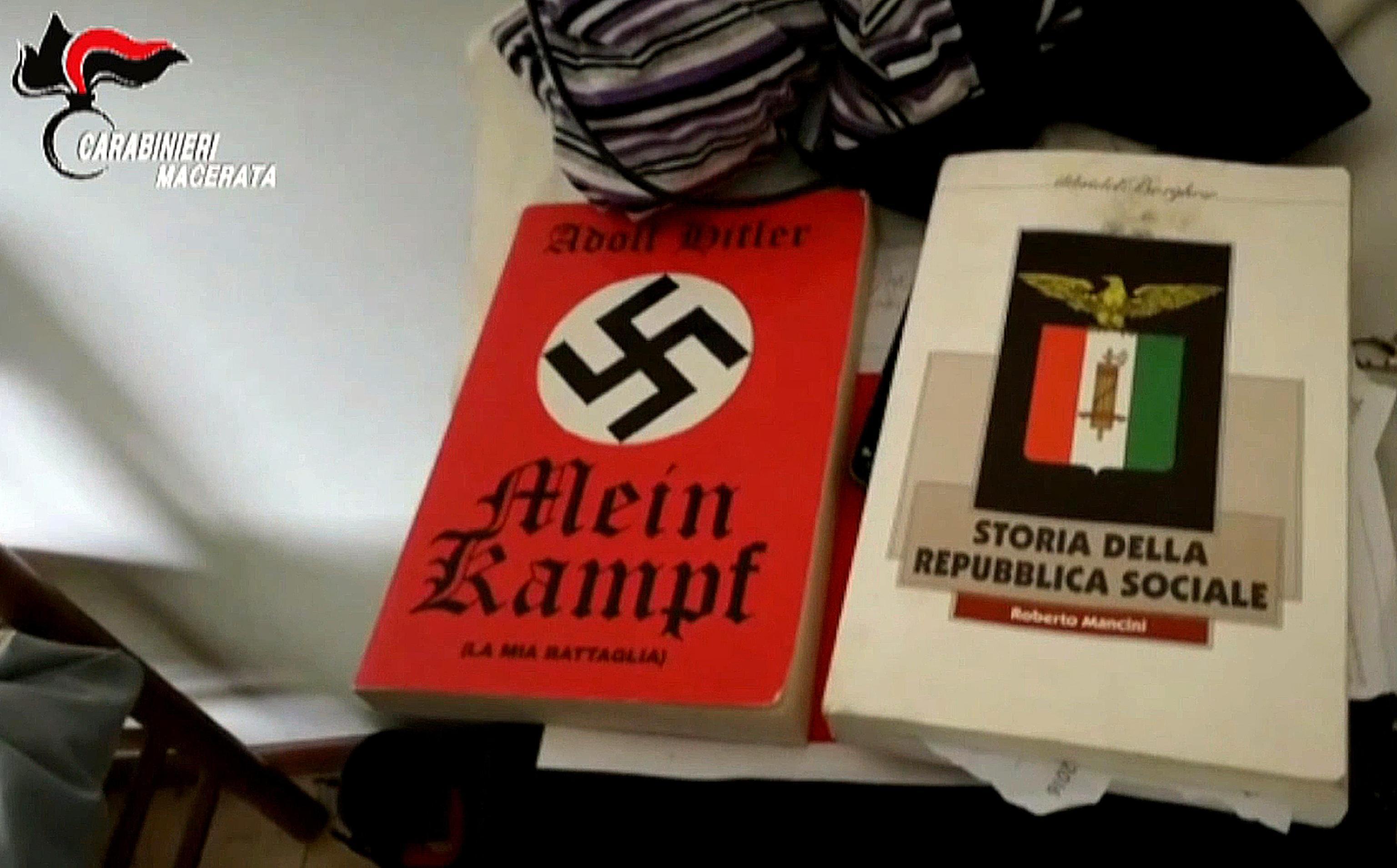 >>>/ MACERATA, TRAINI ACCUSATO DI STRAGE AGGRAVATA DA RAZZISMO