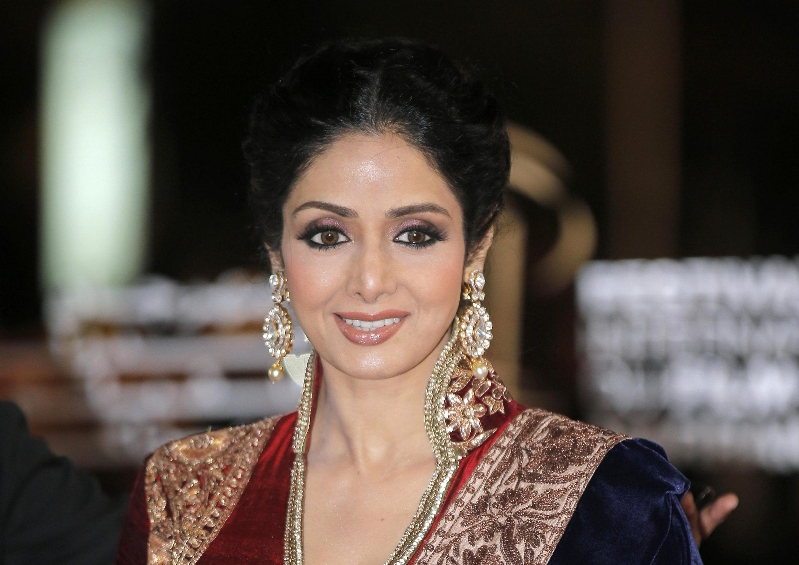 Morta Sridevi Kapoor