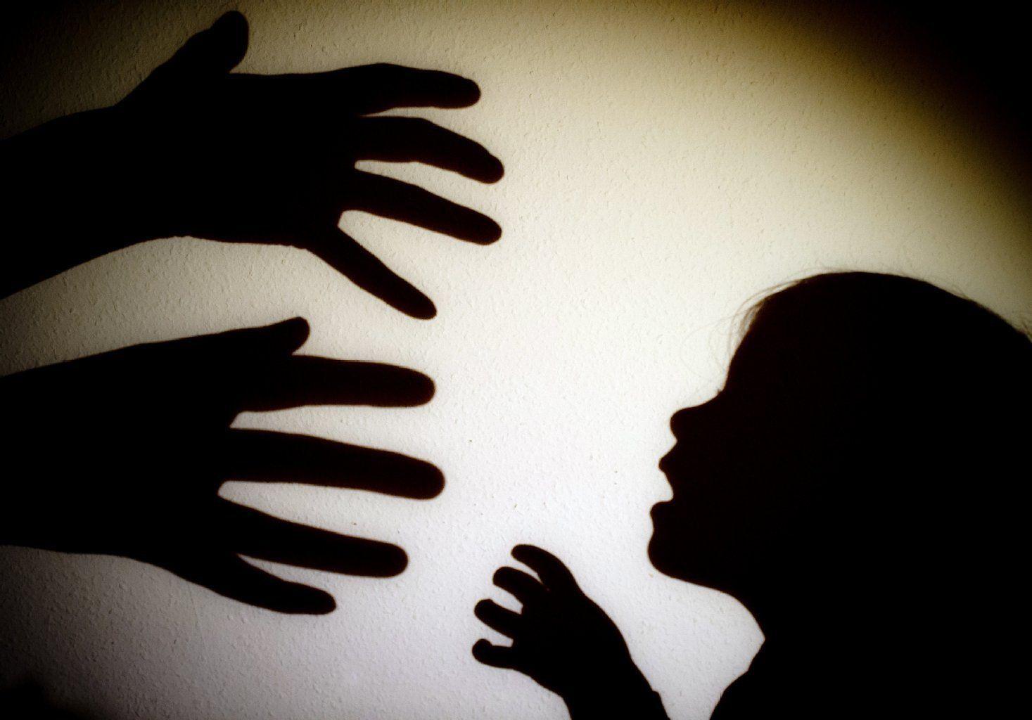 violenza su bambini
