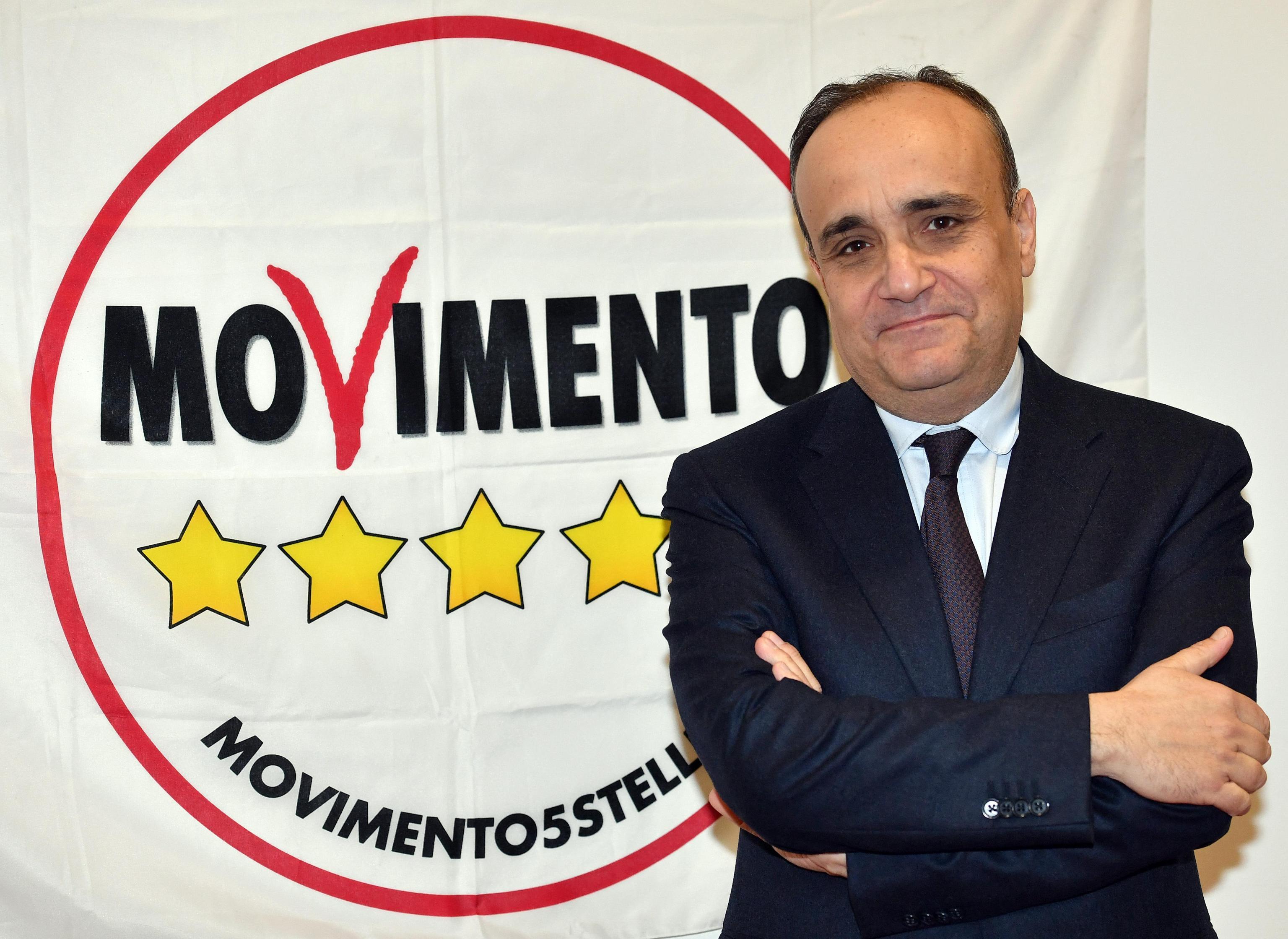 Alberto Bonisoli M5S
