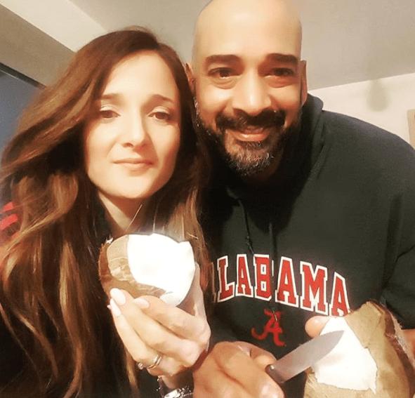 Angela Rende e Amaurys Perez, smentito il gossip