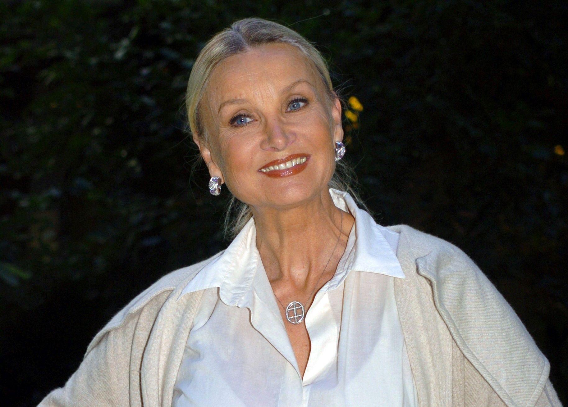 Barbara Bouchet, madre di Alessandro Borghese