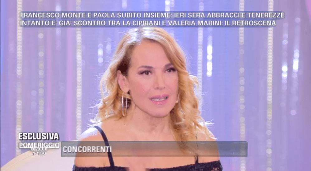Barbara D'Urso, frecciata ad Alessia Marcuzzi