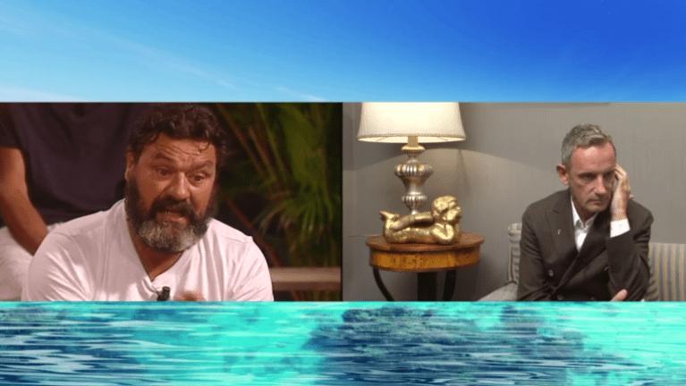 Isola 13, Franco Terlizzi e Craig Warwick a confronto: 'Ti denuncio!' e il sensitivo si scusa