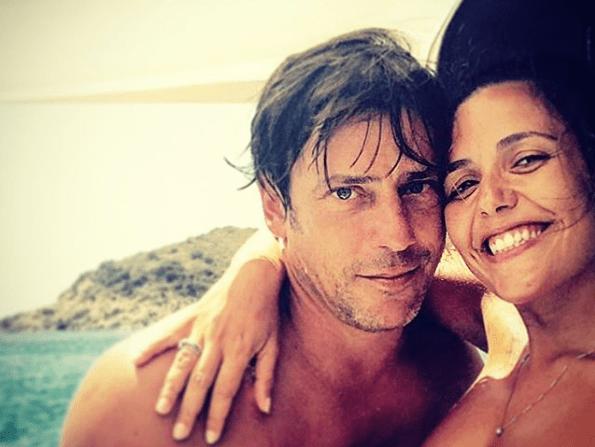 Davide Devenuto e Serena Rossi, l'attore: 'Il matrimonio? Succederà'