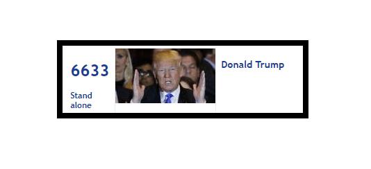 Donald Trump 6633