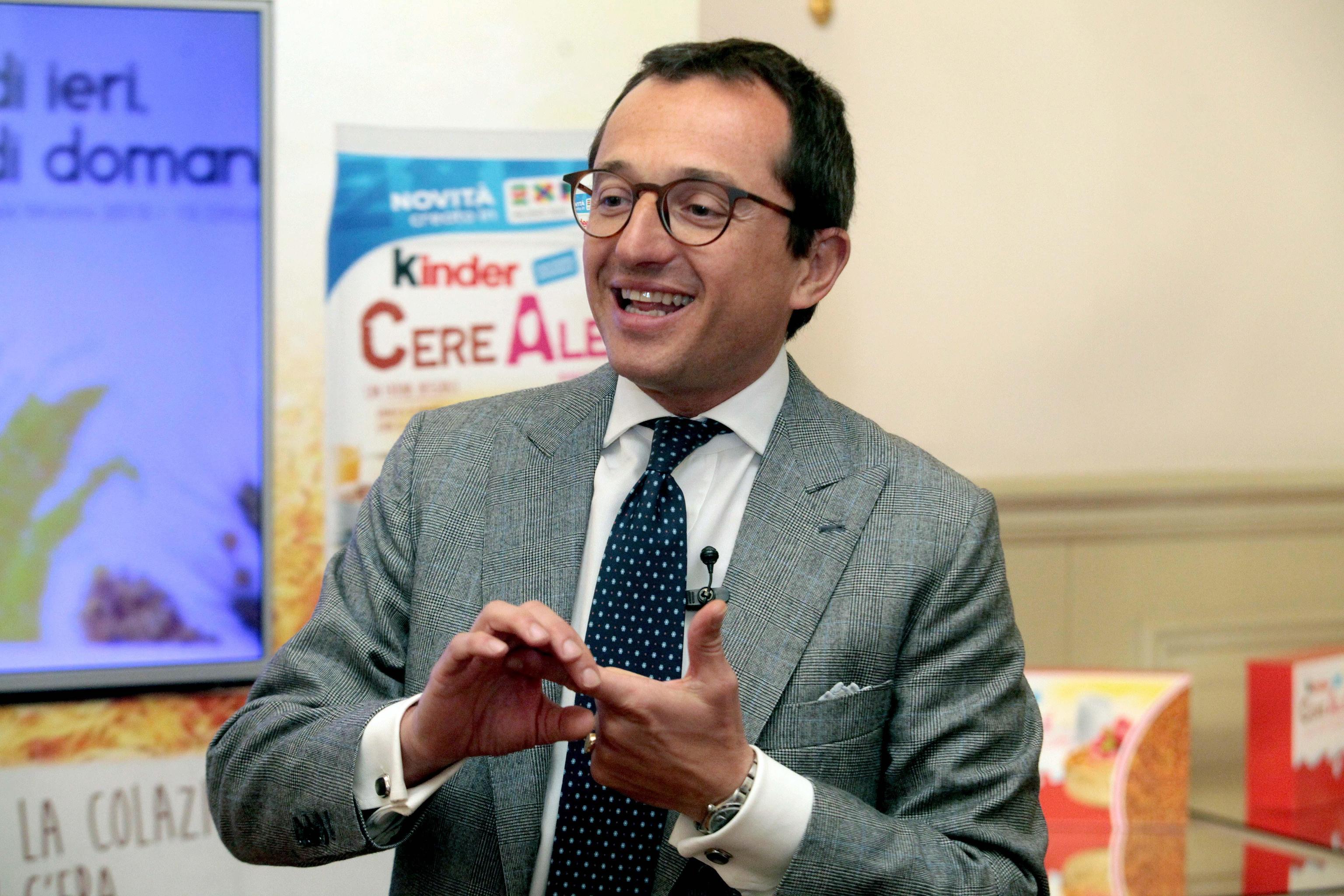 Nuovo prodotto Ferrero Kinder CereAlé